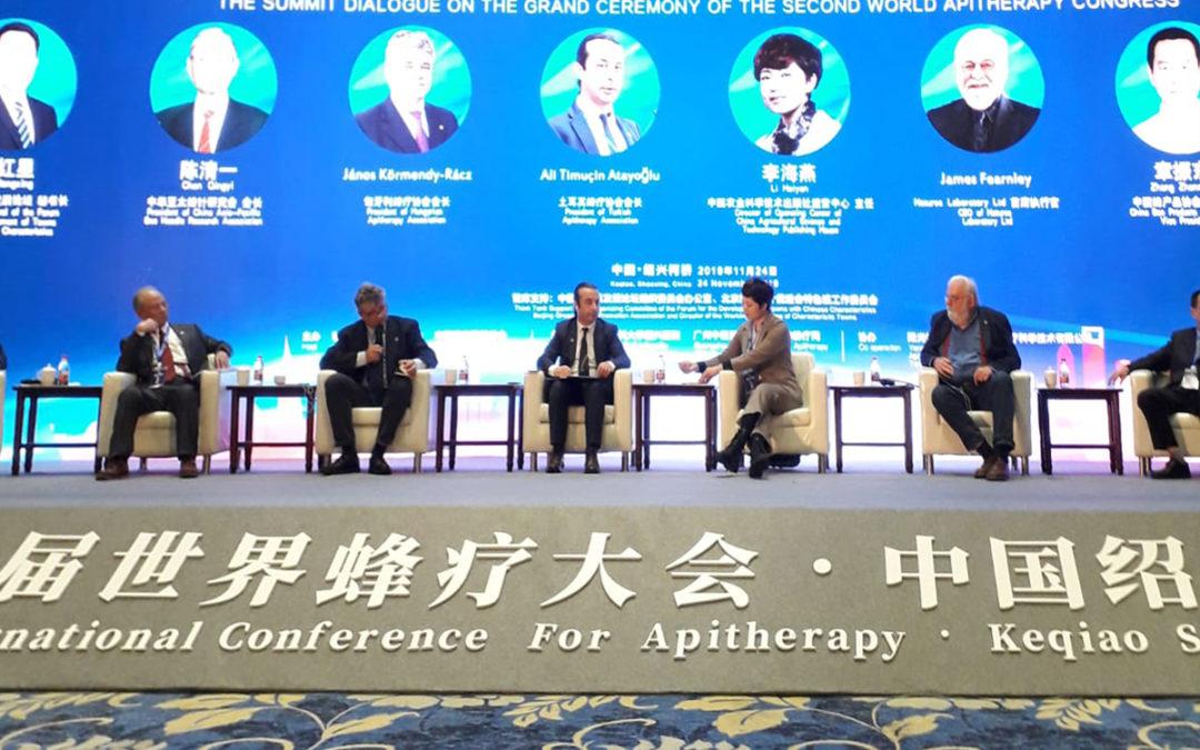 2nd International Apitherapy Congress of World Federation of Chinese Medicine Associations